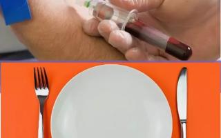 Кровь на гормоны сдавать натощак или нет — подготовка к анализу