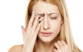 Лопнул сосуд в глазу — причины, что делать и как лечить