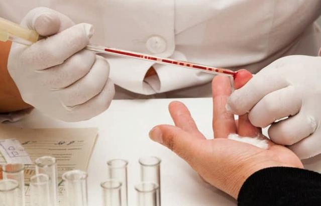 Вич при общем анализе крови