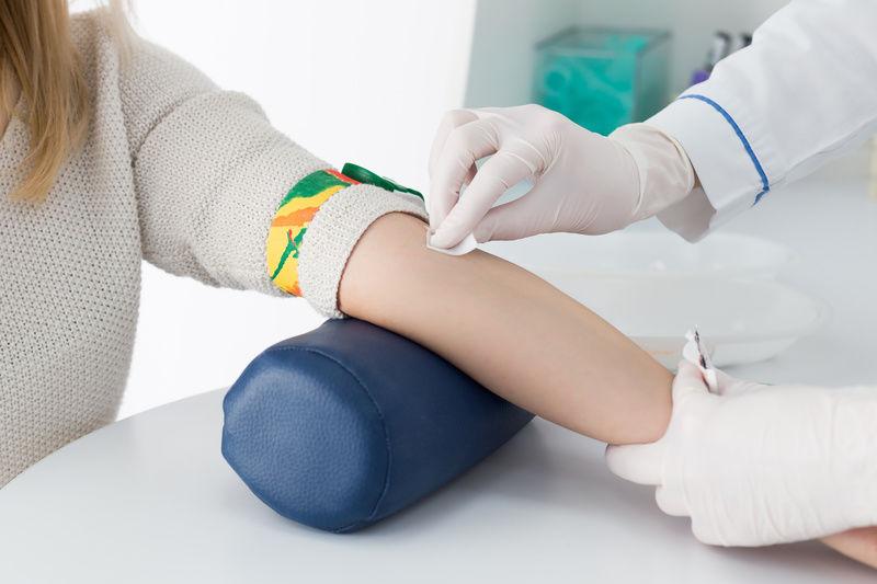 Рл анализ крови что это